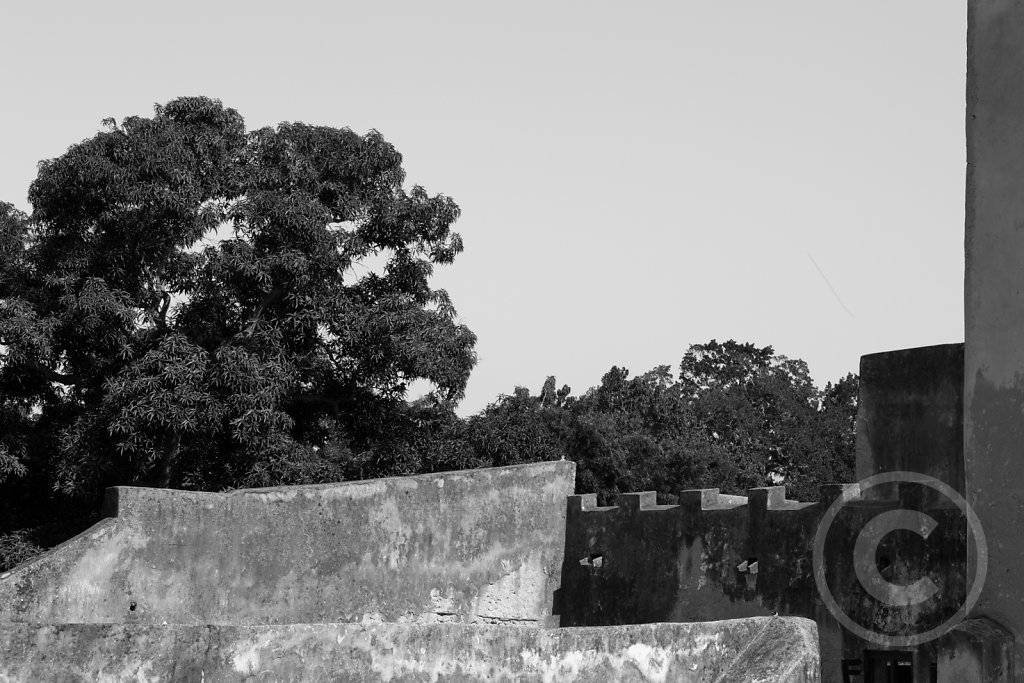 Fort in Bagamoyo