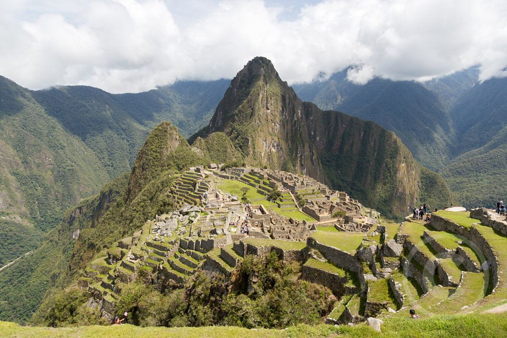 Machu Picchu in all its glory