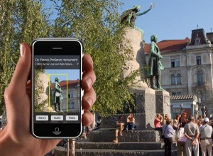 Intelligent Object Recognistion with iPhone