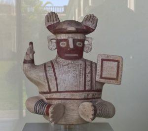Es ist deutlich erkennbar, dass die Inkas das iPad erfunden haben.