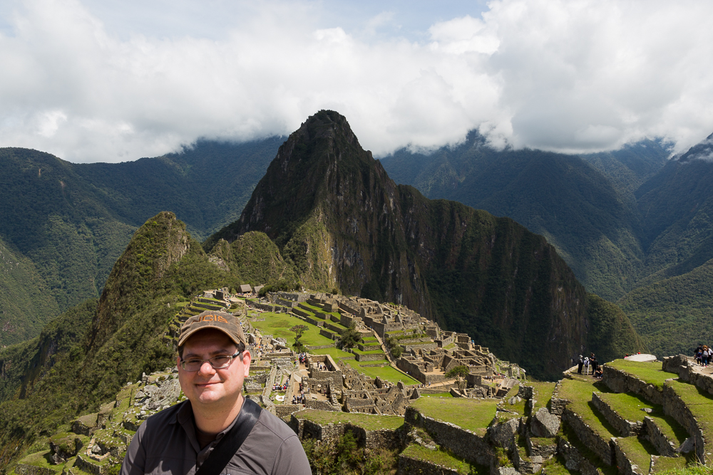 Machu Picchu (c) by Joerg Neidig. All rights reserved